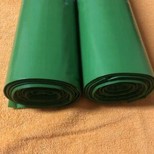 LDPE Igelitové Vrecia na odpad 700 x 1100 / 120L zelená